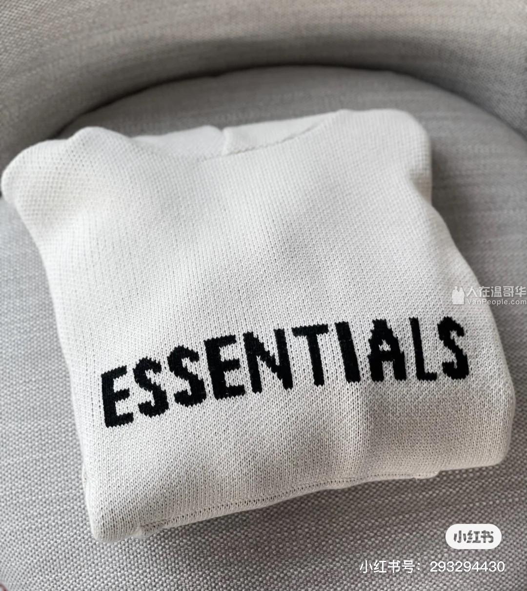 Essentials 毛衣/卫衣