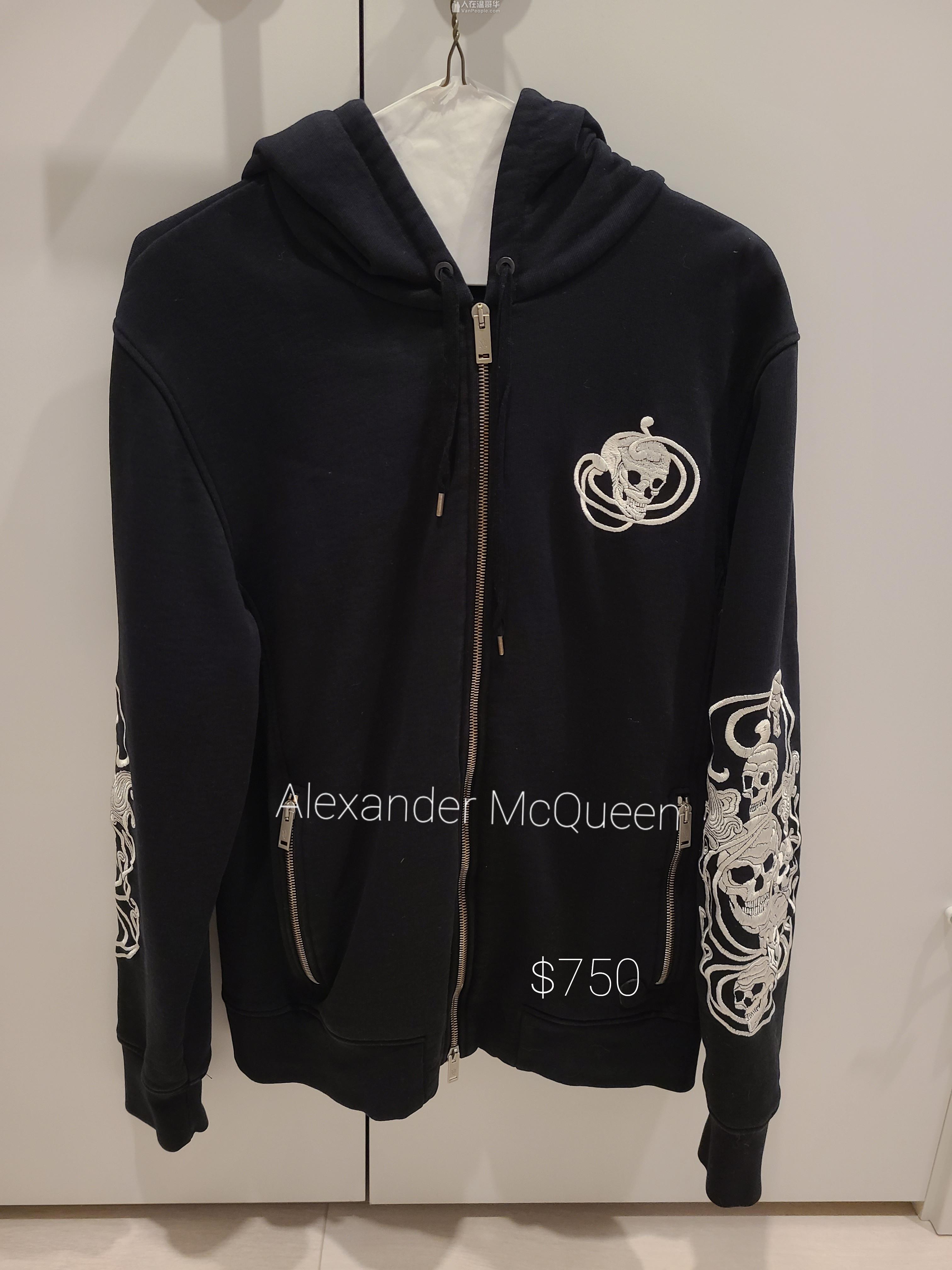 二手名牌衣服 VERSACE/OFF-WHITE/GIVENCHY/ALEXANDER MCQUEEN