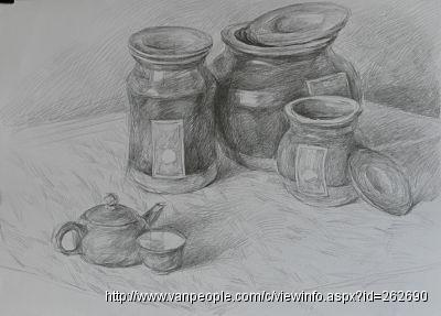 吉子榕教授视觉艺术工作室 - 卡通/素描/色彩/ 中国画/ 书法/油画/创意设计/作品集