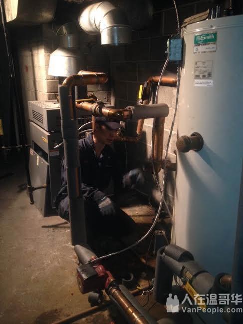 華輝水喉煤氣工程榮譽服務大溫地區35年, 真正持有水喉及煤氣牌照, BBB A+級會員