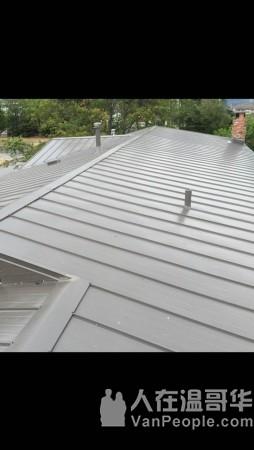 温哥华铝业工程公司( 铝质上盖,玻璃上盖,木质露台,防水胶,铝质屋顶,阳光屋,大闸门,铝质围栏,更换