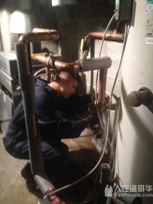 華輝水喉煤氣工程榮譽服務大溫地區35年, 真正持有水喉及煤氣牌照, BBB A+級會員, Trade