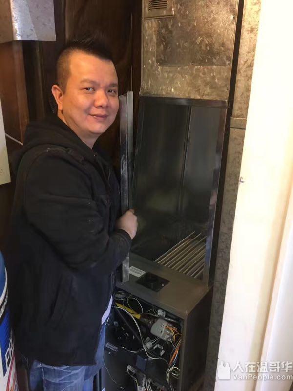 嘉强水喉暖气装修工程 -服务大温地区