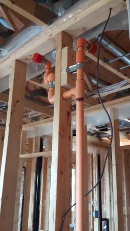 专业多年经验消防工SPRINKLER,维修商业住宅消防喷淋漏水,承接各种商业新屋工程