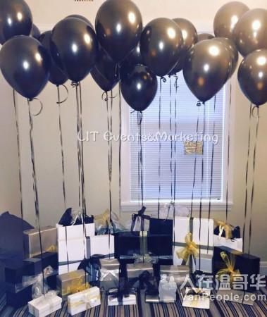 LIT Events & Marketing私人派对,生日派对,婚礼等活动策划&制作