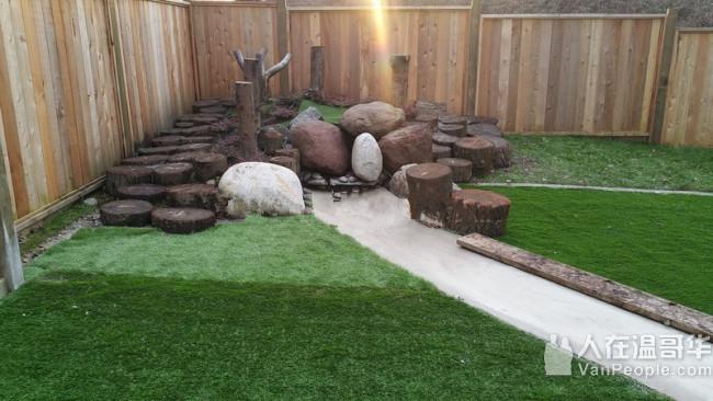 佳景园林一BC 省注册的佳景园林, 精做花园, 新庭院设计及施工, 花园改造及养护