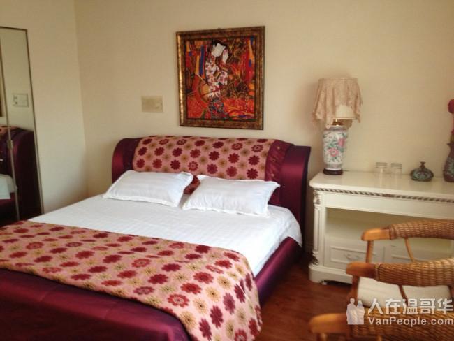带室内游泳池的家庭旅馆,高档社区,低价位