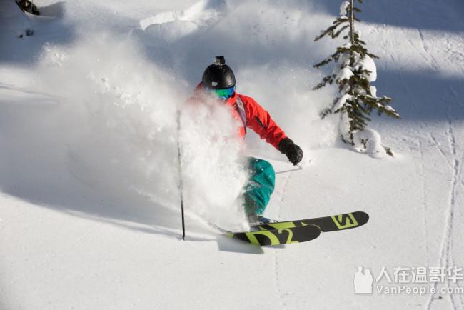 温哥华滑雪教练,惠斯勒滑雪教练,CSIA 2级温哥华持牌滑雪教