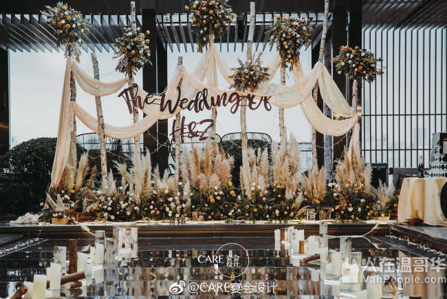 CARE宴会设计 来自国内的专业婚礼策划公司为您提供最完善的婚礼策划,制景,主持,摄影团