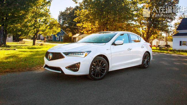 本田顶级-Acura Richmond-列治文讴歌-加西最大销量的经销商-林经理