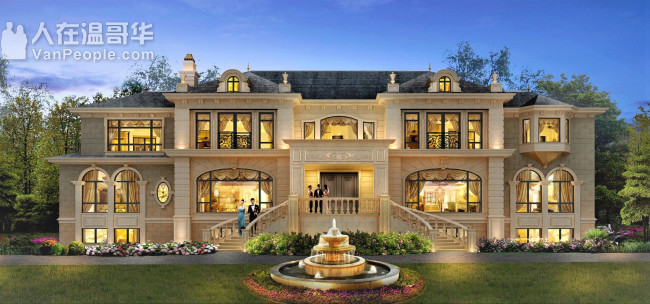 VICTOR WONG LUXURY HOME DESIGN 30年经验大温豪宅设计