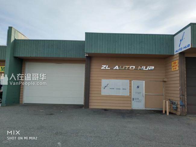 ZL AUTOHUB LTD 中联汽车 汽车买卖 特价出租 每月都有特价 免费机场接送