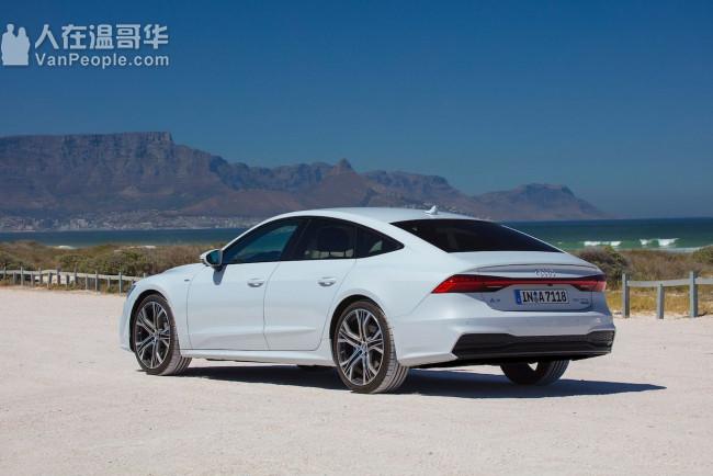 列治文奥迪 Audi Richmond (Cowell Auto Group)