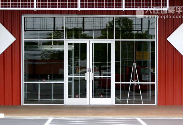 sanzhong 门窗公司 塑钢 铝合金 商业 住宅