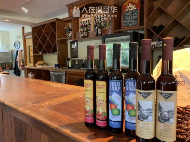 兰里堡酒庄坐落在风景如画的加拿大温哥华兰里堡小镇