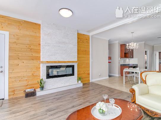 温哥华幸福人家短租,豪华舒适,房间宽敞明亮,干净舒适,超大空间。全部二楼房间。三天以上免费接机