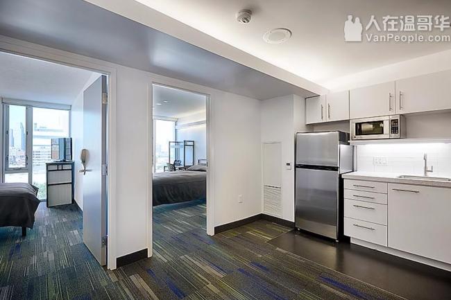 高层豪华精装修公寓整套长、短租
