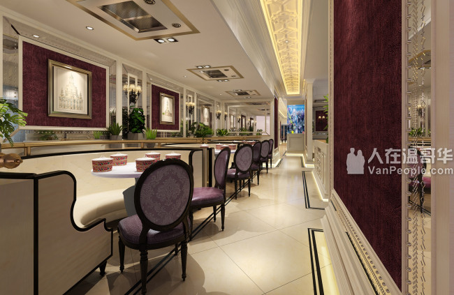 温哥华建筑装修 商业店铺 餐馆装修 豪宅装修 拥有政府营业执照,是有资质、有信誉的正规装修公司