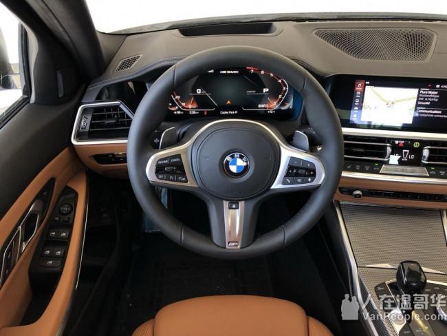 温哥华宝马经销商 The BMW Store 请找华人销售Harry 开走属于您的宝马座驾