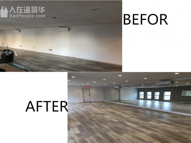 专业室内外油漆,各类维修和安装,漏水处理[一站式装修公司】