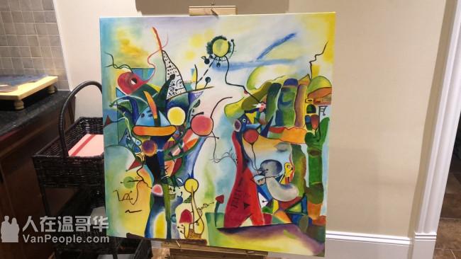 FT 画室招生:少儿创意绘画班、素描、亚克力(丙烯)、成人班和ART Jamming 自由画班
