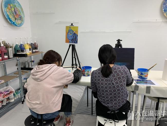 提供课程:少儿创意绘画班、素描、亚克力(丙烯)、成人班和ART Jamming 自由画