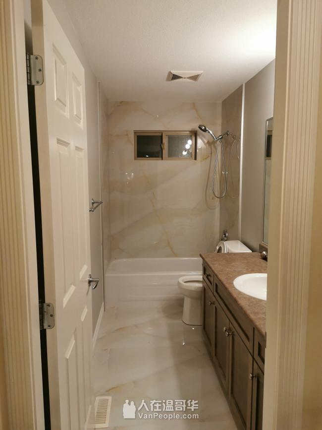 隆景建筑装修政府注册公司-专业建造洗手间 厨房,房屋漏水,房屋改造,改建出租屋,质量保证,造工精细