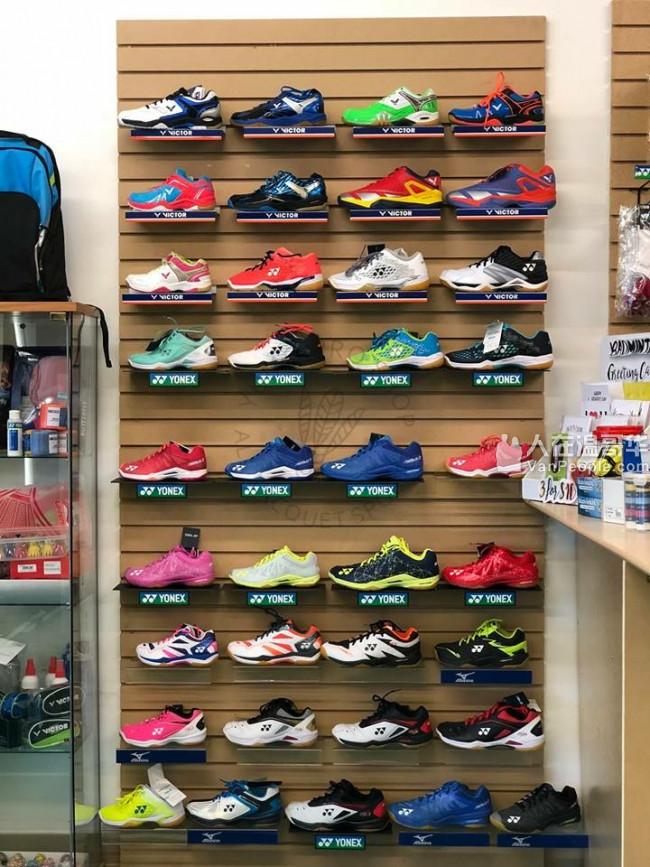 運動用品,運動服裝,運動鞋,專營羽毛球, 網球, 乒乓球相關產品.