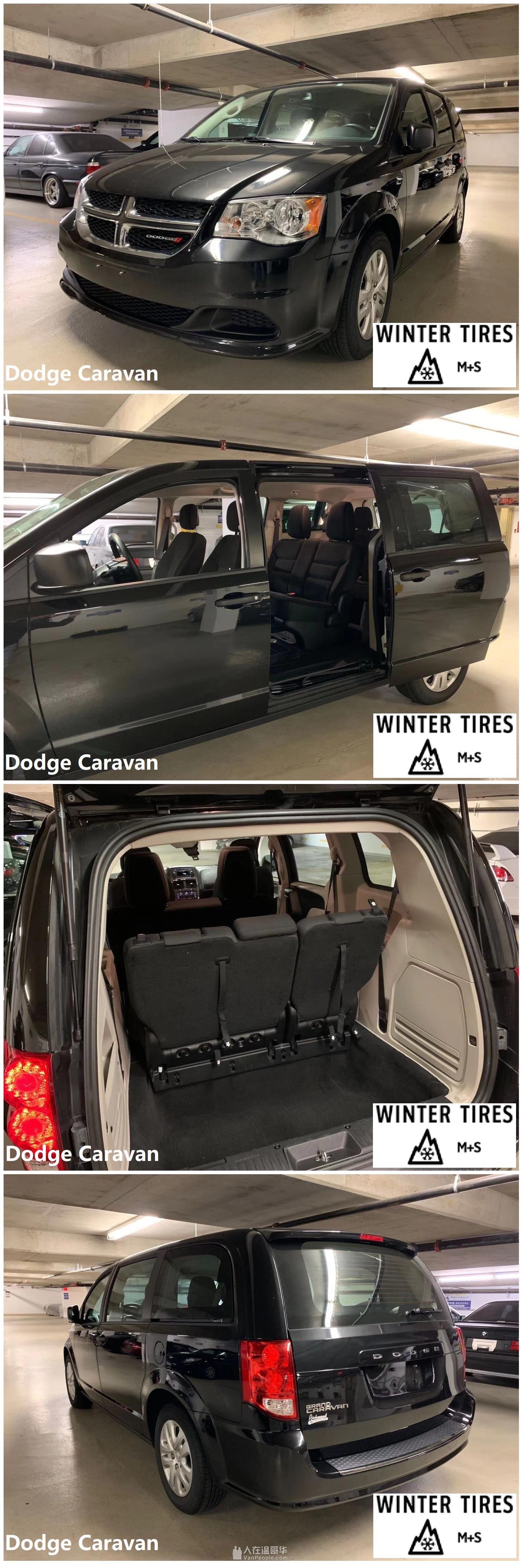 CNR租车!日租/周租/月租车低至350CAD , 多款雪胎车型,网约车商业Lease计划