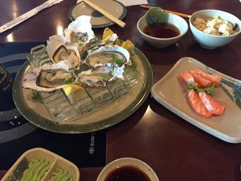 连吃两天的sushi 来猜猜这是哪两家