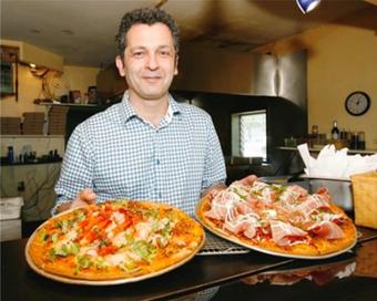 全世界最昂贵的Pizza就在列治文!渔人码头的土豪美味!