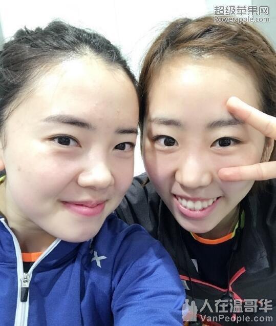 韩国乒乓一姐是中国人,如今已成长为国乒最大劲敌
