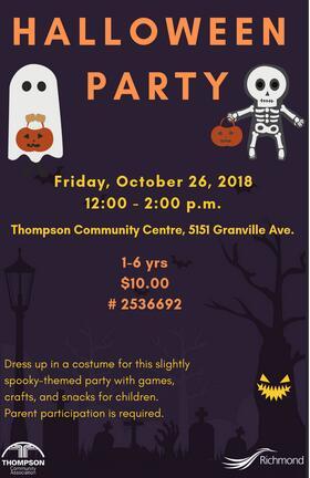 10月26日 万圣节派对Halloween Party