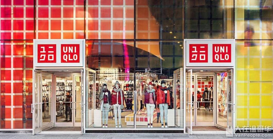 10月17日-20日 服装品牌UNIQLO & GO Mobile Pop-Up
