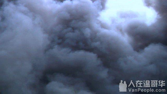 突发:多伦多回收工厂大火或致地下水污染
