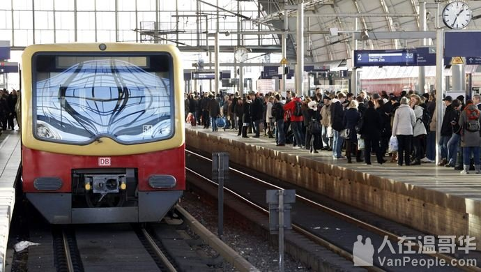学隔壁?德国铁路工人大罢工致数百万乘客受困