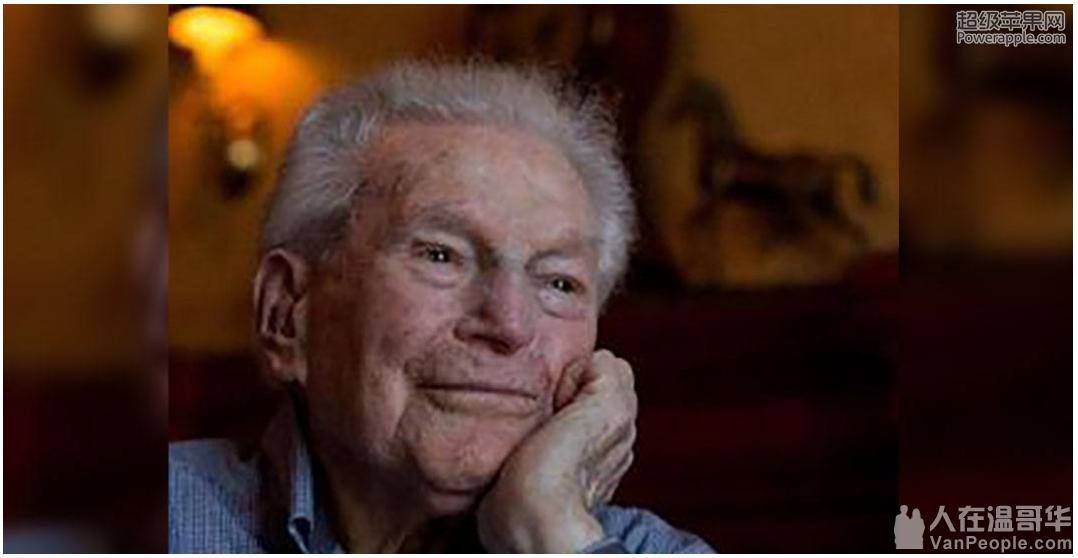 加拿大最长寿老人已经离世 终年110岁