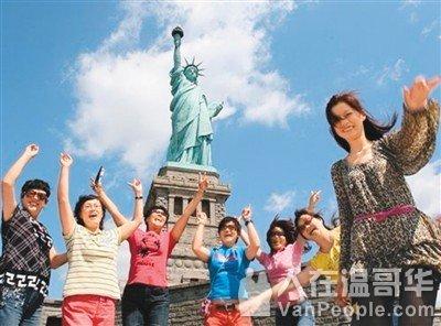 贸易战副作用?中国客来美国越来越难了