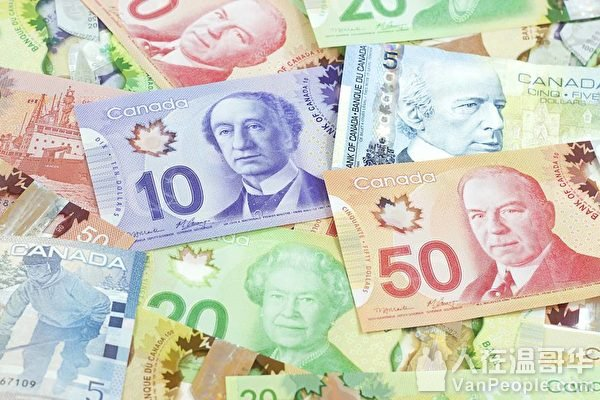 你认识加拿大的钱吗?