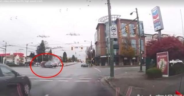 温哥华司机超速140公里撞死华裔医生 被判无罪