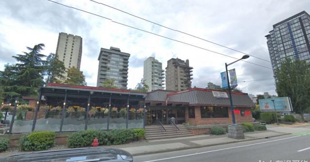华人12亿买温哥华小餐馆 改建38层豪华公寓