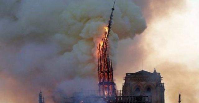 巴黎圣母院就火灾提诉讼 失火原因是?#23435;?#30095;忽