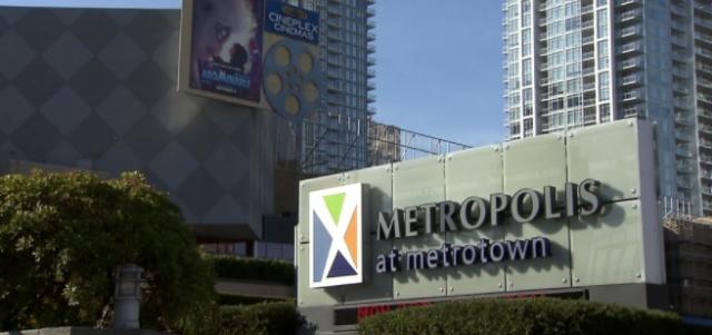 Metrotown Mall被盗案46人遭拘捕